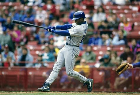 ken griffey jr swing griffey jr is g o a t in baseball huffpost