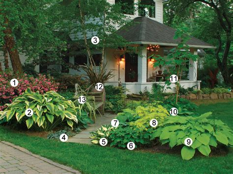 best plants for front yard on the cover of issue 127 gardening