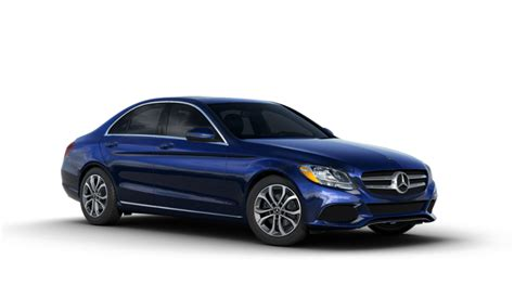 Mercedes Of Wilmington by Color Options For The 2018 Mercedes C Class B7 O