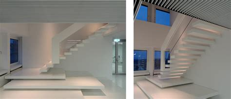 corian treppe treppenbau plz 44149 dortmund kragarmtreppe aus