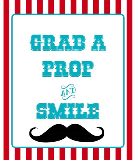 free printable photo booth props carnival 1000 images about free circus printables on pinterest