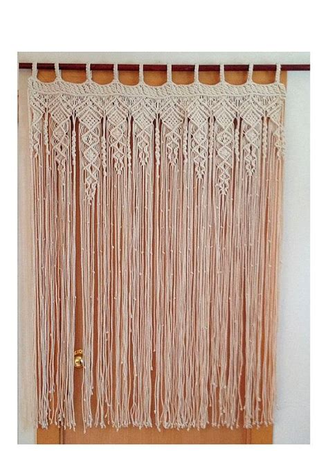 macrame curtains 1000 images about macrame wall hangings on pinterest