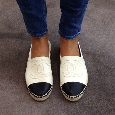 chanel shoes chanel espadrilles wish list