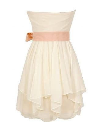 Who Wore It Better Couture Chiffon Ruffle Dress by Ruffled Edges Chiffon Designer Dress In Ivory Pink