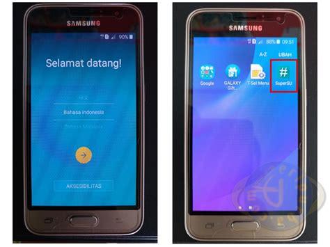 Lihat Hp Samsung J1 cara root samsung galaxy j1 terbaru dengan gambar lengkap