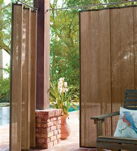 bamboo patio shades bamboo shades for porches bamboo valance photo
