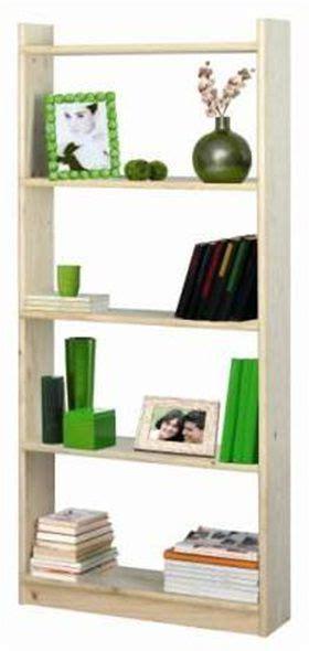 libreria natura libreria modello quot natura quot con 5 ripiani 81 4 x 25 x