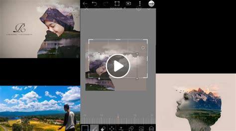 tutorial double exposure menggunakan picsart lelaki ini kongsi tutorial bagaimana sunting gambar