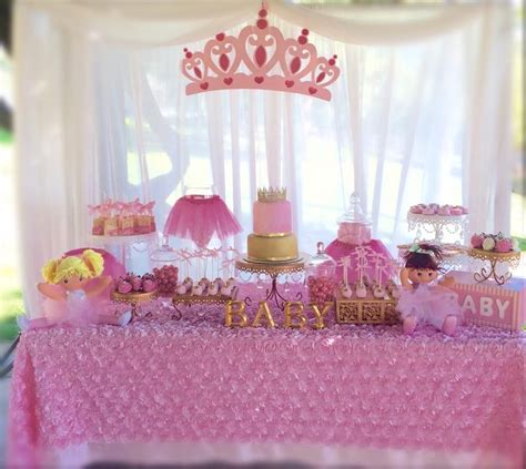 Theme For Baby Shower by Princess Baby Shower Theme Ideas Ba Shower With