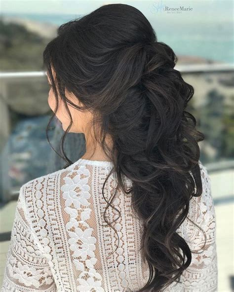 Vintage Wedding Hair Half Up by 25 Best Ideas About Half Up Wedding Hair On