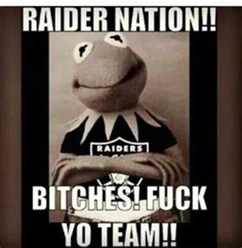 Raider Nation Memes - 1000 images about raiders on pinterest oakland raiders