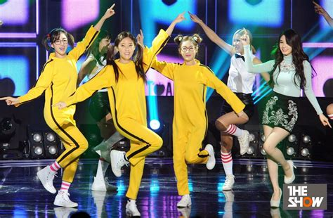 T Ara Apple check out t ara s pictures from their apple performance on the show t ara world