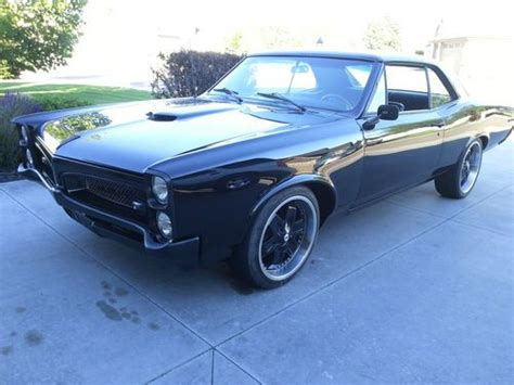 buy new gto classic american hot rod muscle car not a rat