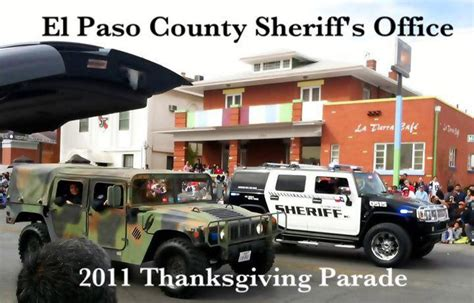 El Paso County Sheriffs Office by El Paso County Sheriff S Office