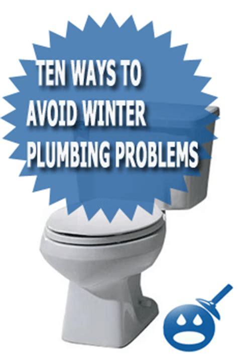 Winter Plumbing by Ten Ways To Avoid Winter Plumbing Problems Media