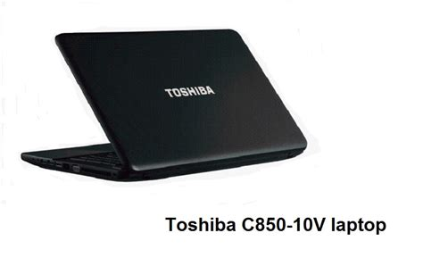 toshiba c850 10v laptop specs and review