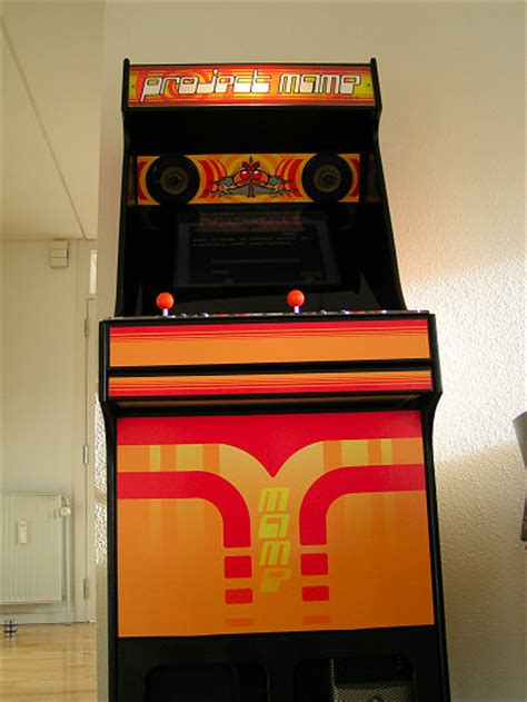 Make Your Own Arcade Cabinet by Project Mame Build Your Own Mame Cabinet Step 4 5