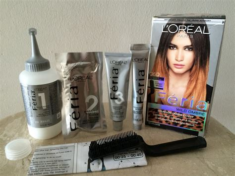feria ombre hair color reviews product review l or 233 al feria wild ombr 233 060 bids in