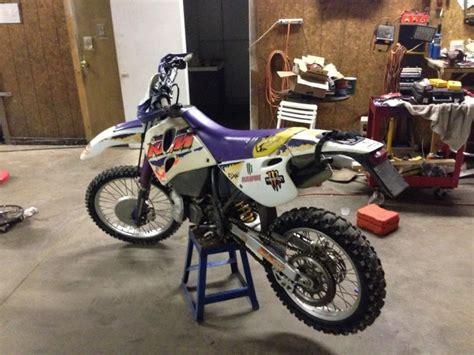 1995 Ktm 250 Exc 1995 Ktm Exc 250 Dirt Bike For Sale On 2040 Motos