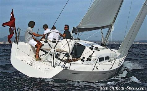 x 35 x yachts sailboat specifications and details on - Sailboat X 35