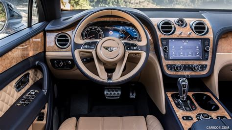 2017 bentley bentayga interior 2017 bentley bentayga interior cockpit hd wallpaper