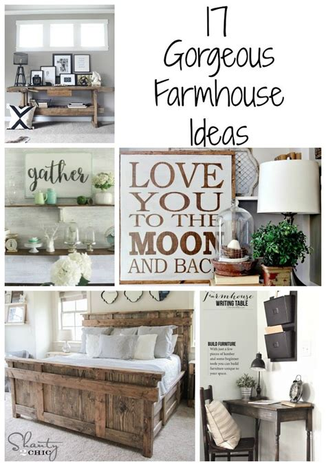farm house ideas 17 gorgeous farmhouse projects refresh restyle