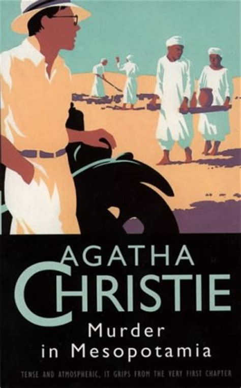 Novel Pembunuhan Di Mesopotamia Murder In Mesopotamia Agatha Christie murder in mesopotamia by agatha christie rent book