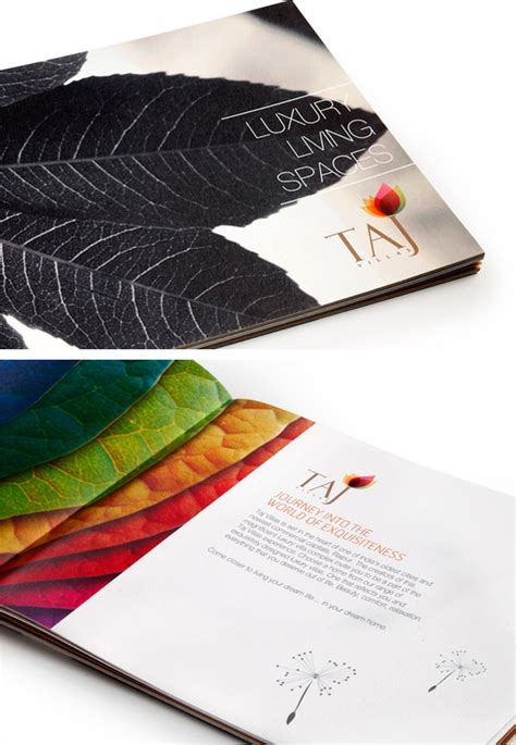 brochure designs latest 50 beautiful printed brochure designs for your inspiration