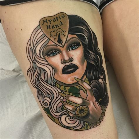 tattoo drag queen pin by natalie sichko on tattoos pinterest tattoo