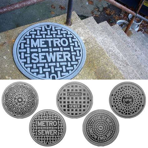 manhole cover rug 10 images about manhole covers on minnesota ogilvy mather and the