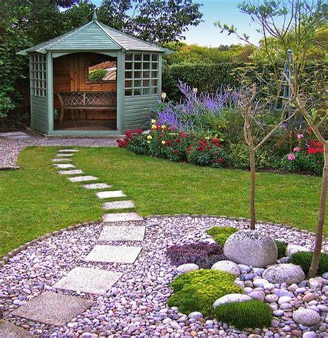 decoracion del jardin con piedras 15 las mejores ideas para decorar con piedras tu jard 237 n