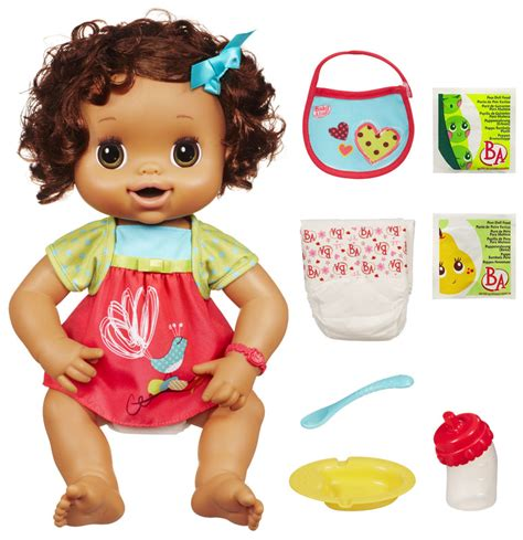 what color will my baby be baby alive my baby alive toys