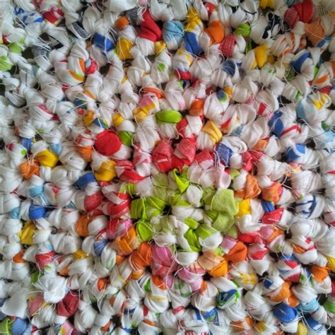 rag rugs learn how to crochet a rag rug look at what i made