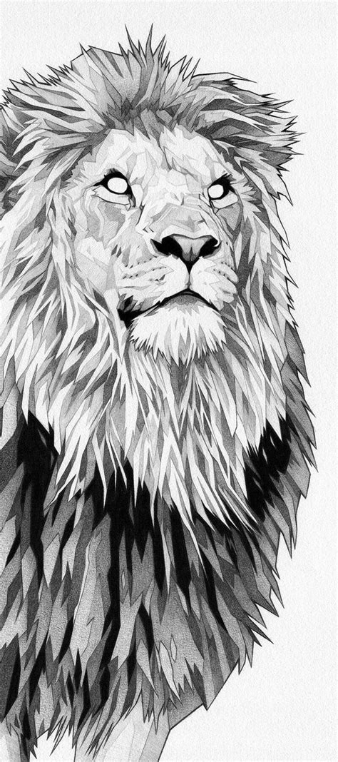Todos temos um leão dentro de si, forte e orgulhoso, porem