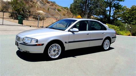 books on how cars work 2001 volvo s80 engine control 2001 volvo s80 t6 executive 1 owner twin charged v6 16k original miles youtube