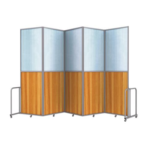 folding room partitions folding room divider ii ores display systems