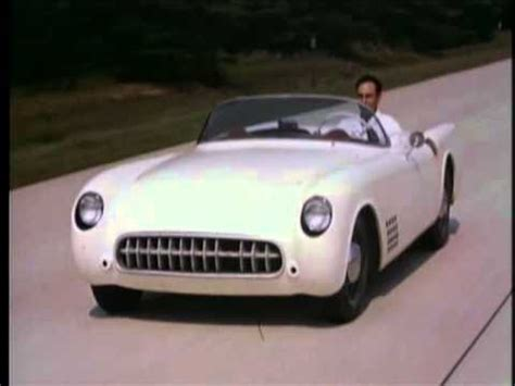 corvette engineering 1953 corvette engineering tests