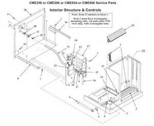 scotsman cme506 machine parts diagram nt parts accessories for scotsman icemakers