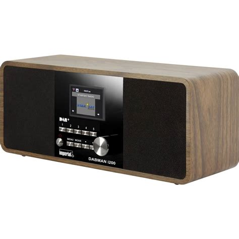 radio da tavolo radio da tavolo imperial dabman i200 aux dab
