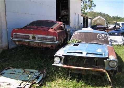 Cars In Barns Canadian Edition Photo De Voiture En Casse Ou Abandonn 233 Page 7