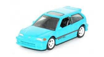 Hot Wheels Honda Civic EF   Loose Cars