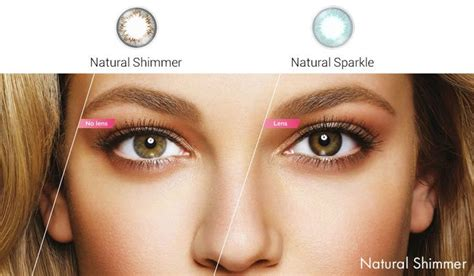 define color 1 day acuvue define shimmer singapore contact lenses