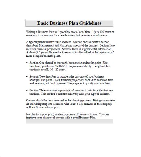 business plan template word mac business plan template for mac 18 free word excel pdf