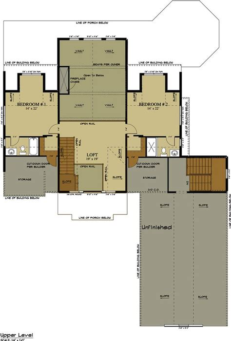 Southern Cottage House Plans Baby Nursery Lake House Floor Plans Rustic Lake Empty