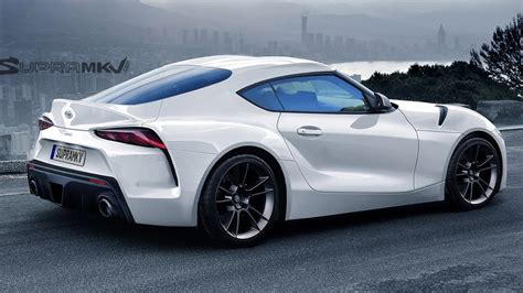 Toyota Supra Concept Toyota Supra Concept Heading To Tokyo Show In October
