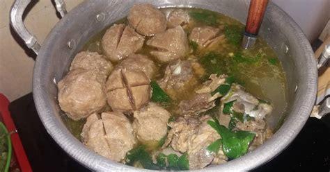 buat kuah bakso sederhana 41 resep kuah bakso tulang sapi enak dan sederhana cookpad