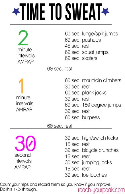 work out plan at home workout plan archives reach your peak