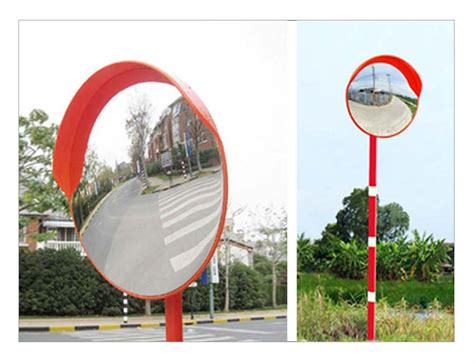 Convex Mirror Indoor Dom 60cm convex mirror always shows and erect images in that the distance between lens and