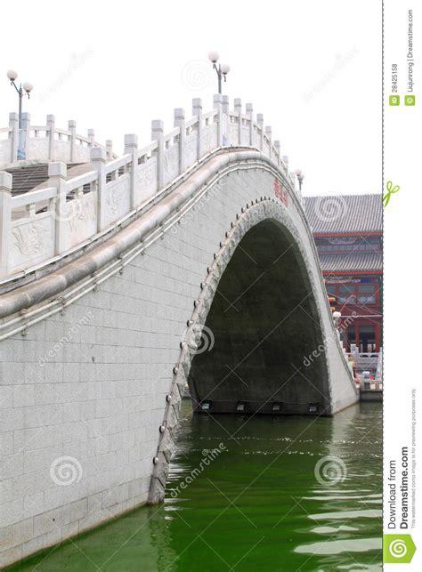 Chinese Traditional Stone Bridge Royalty Free Stock Photos Bridge Traditional