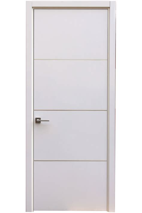"""Gloria""   Glossy White Modern Interior Door"